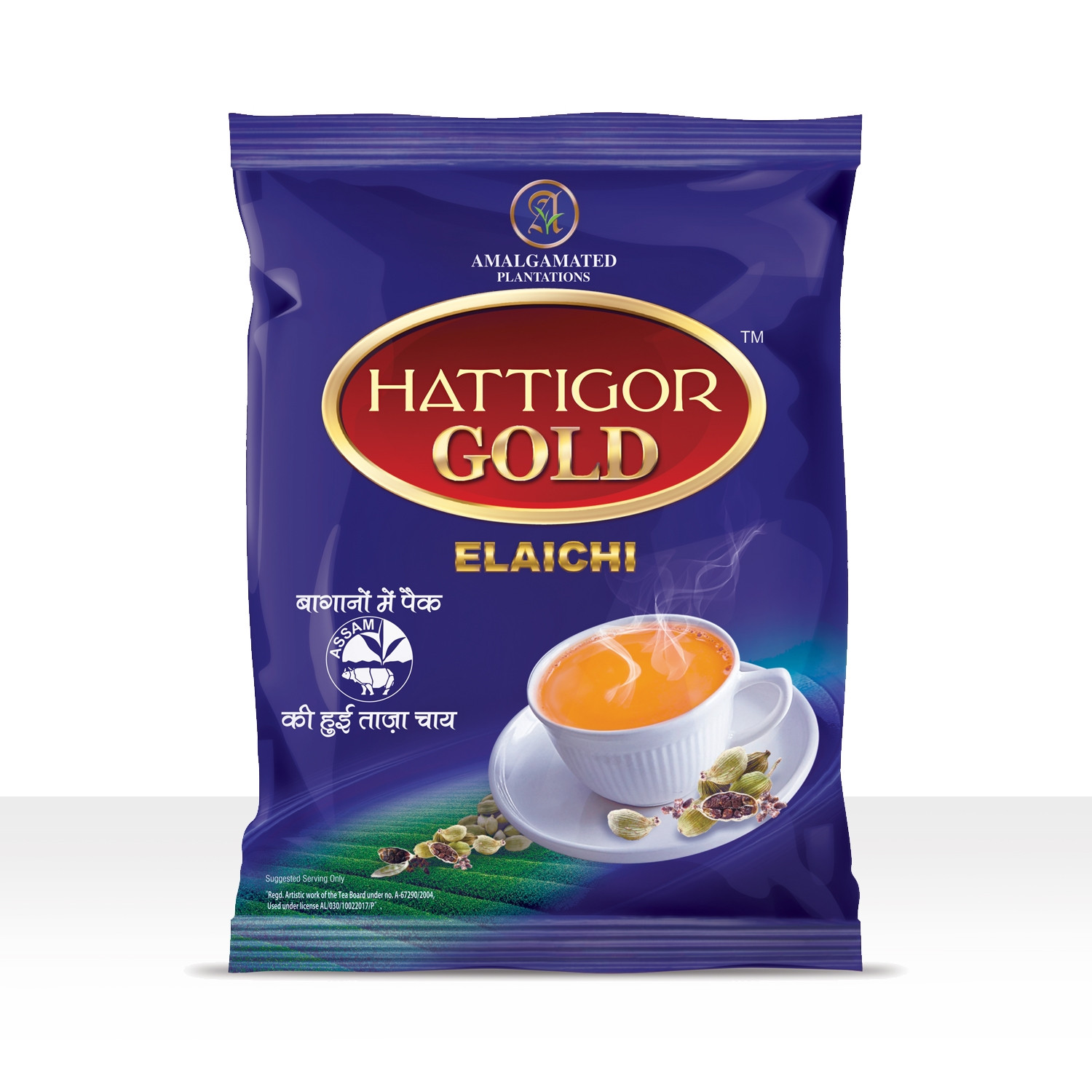 Hattigor Gold Elaichi Leaf 250 Gm
