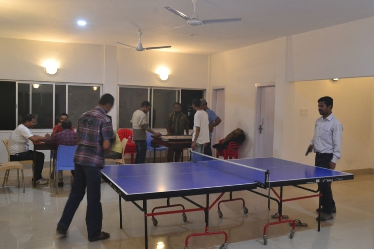 Project Unnati – Staff Recreation