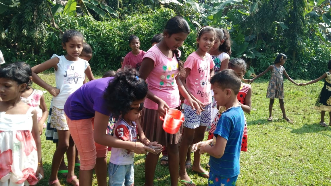 GLOBAL HANDWASHING DAY 2018 - Rungamuttee TE