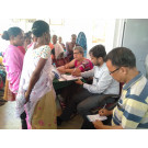 Active TB Case finding at Powai TE