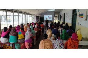 Workers & Staff Training Program held at the Estates
