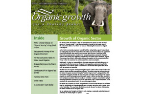 Growth of Organic Sector