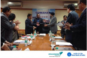 A tripartite MoU involving SBI, Amalgamated Plantations Pvt. Ltd. and Small Tea Growers