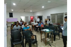 Investor Awareness Programme at Lattakoojan TE