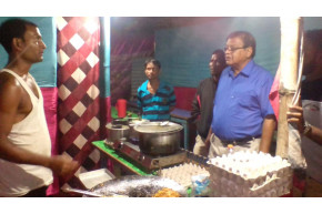 Food Inspections at Durga Puja Stalls