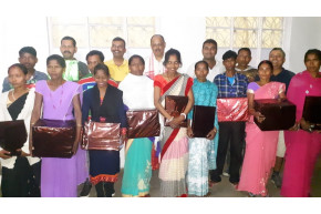 Productive Workers Awards at Lamabari TE