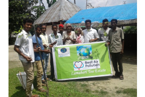 World Environment Day - Lamabari Tea Estate