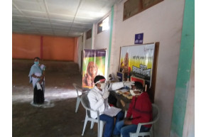 Free Eye Check up Camp with Vision Spring - Borjan TE