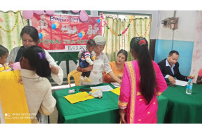 Annual Baby Show organized at Powai
